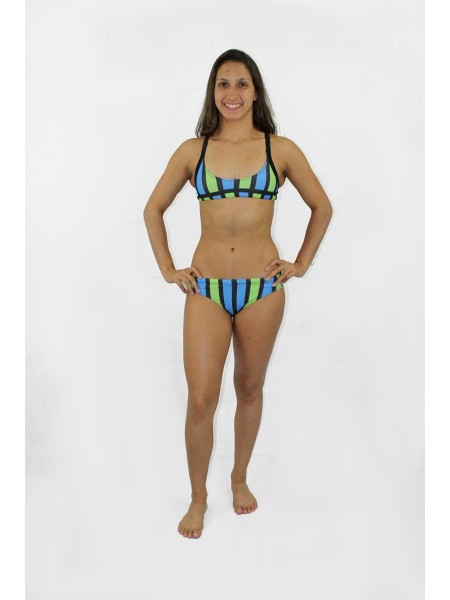 Sunkini Fit - Green Ice